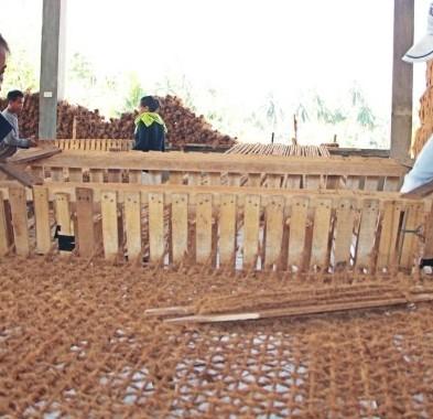 coir making