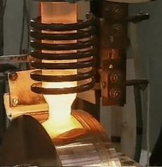 Melt-spinning machine