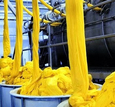Dyeing process for yarn