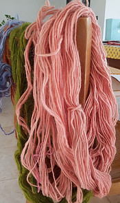 Fabric dye - yarns