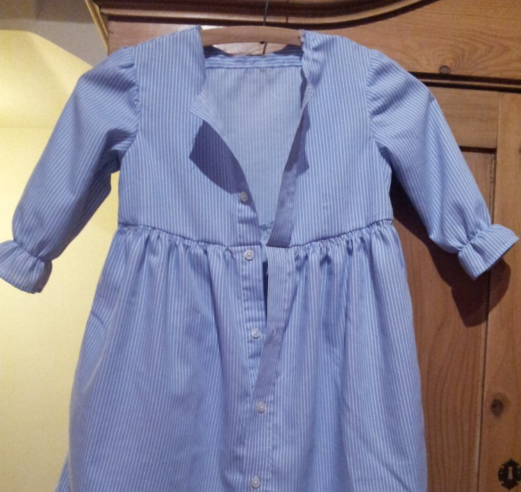 Upcycling clothing projects