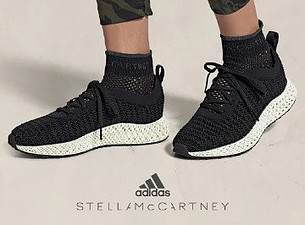 Adidas and Stella McCartney eco conscious shoes