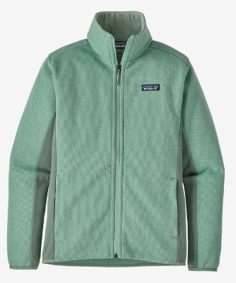 Patagonia Fleece clothing from recycled plastic