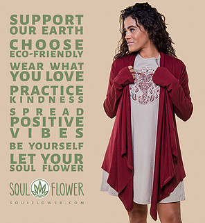 Soul Flower Boho clothing