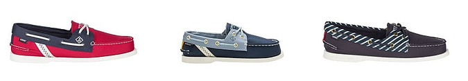 Sperry Bionic boat shoes