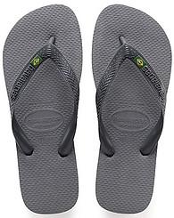 Havaianas rubber flip flops