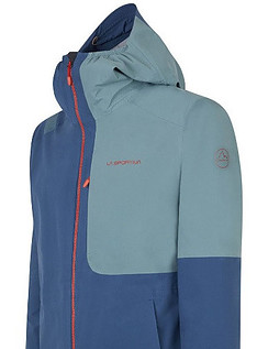 La Sportiva jacket with recycled materials