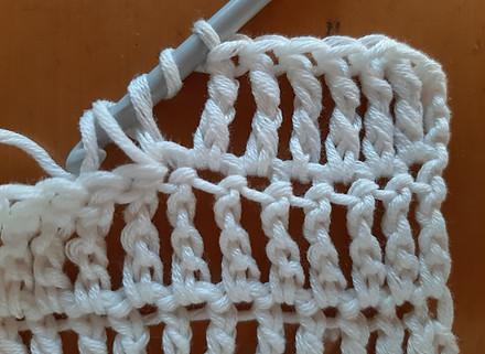 learn how to crochet for beginners treble crochet