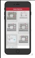 Sewing app for Singer heavy duty sewing machine 4452