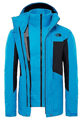 The North Face jacket with futurelight membrane