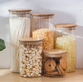 best glass food containers with lids