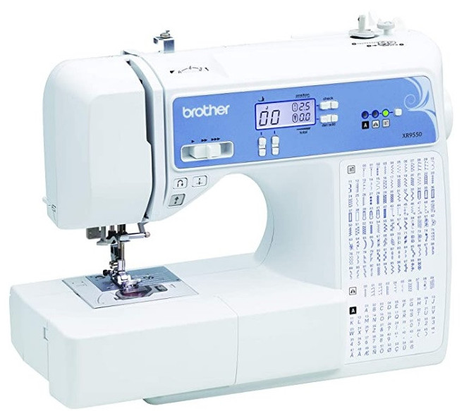 Brother XR9550 sewing machine