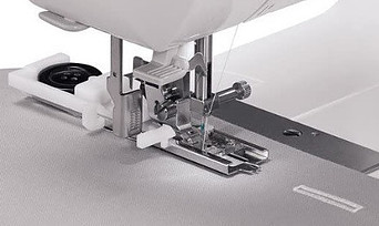 Singer Quantum 9960 one-step buttonhole