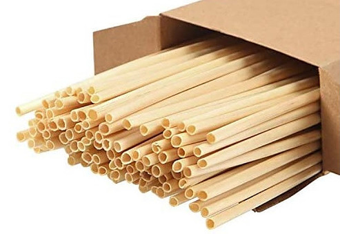 Wheat Straw drinking straws