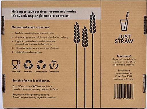 wheat straw plastic alternative