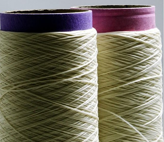 Milk cotton yarn for clothes made from food
