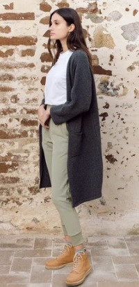 Simple chic sustainable clothing is possible with affordable sustainable clothing brands
