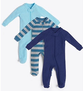Unique organic baby clothes from Pact