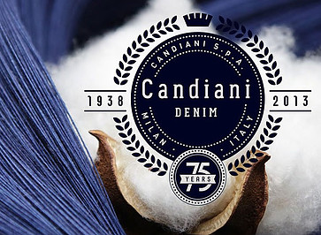 Candiani denim shows how sustainable is denim fabric produced