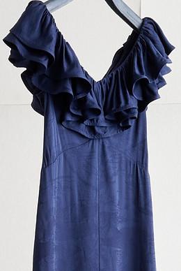 Dress made from circulose cellulose fiber