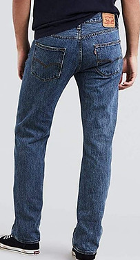 Levi is one of the best sustainable jeans
