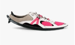 The upper of the zipshoes from ACBC