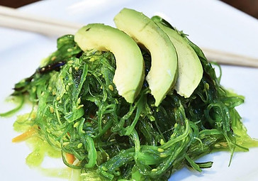 What is seaweed used for includes Asian dishes
