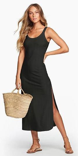 Luxury bikini brands like Vit.A use eco textiles and fabrics