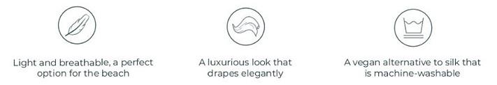Properties of cupro fabric