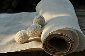 What material is ramie, a cellulose natural fiber