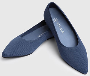 ballet pumps shoes are in the machine washable shoes women range from Vivaia