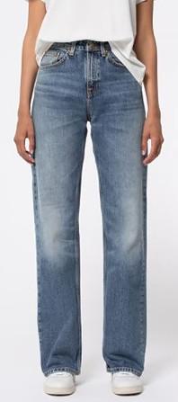 Nudie Jeans organic cotton jeans women regular fit