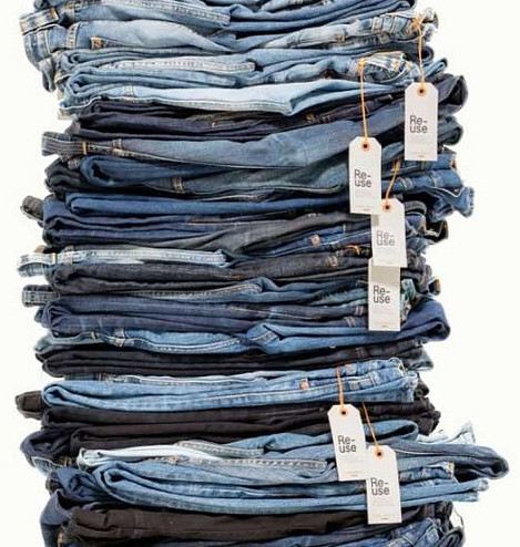 Nudie Jeans organic cotton men jeans