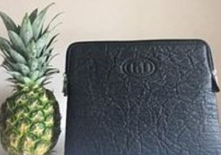 Pinatex pineapple leather is one of the sustainable materials for footwear