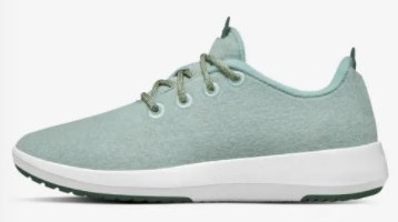 Sustainable wool shoes from Allbirds