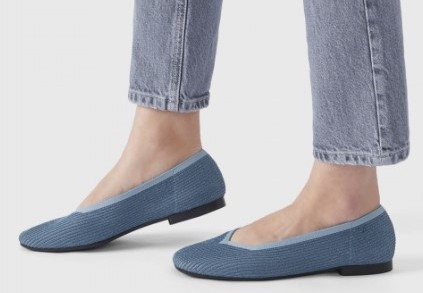 Vivaia recycled plastic shoes