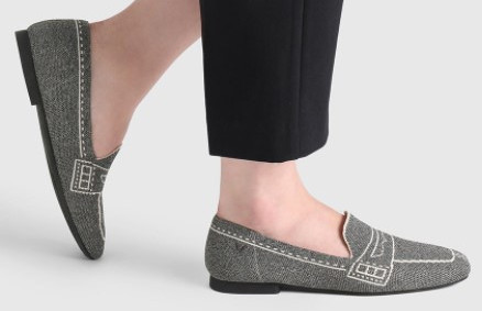 Vivaia Sierra loafer recycled plastic shoes