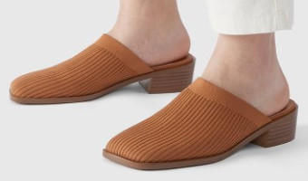 washable shoes for women include mules