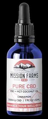 Mission FArms what is the best full spectrum CBD for pain